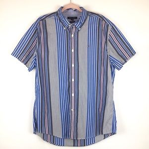 Men's Tommy Hilfiger Button Down Shirt XL